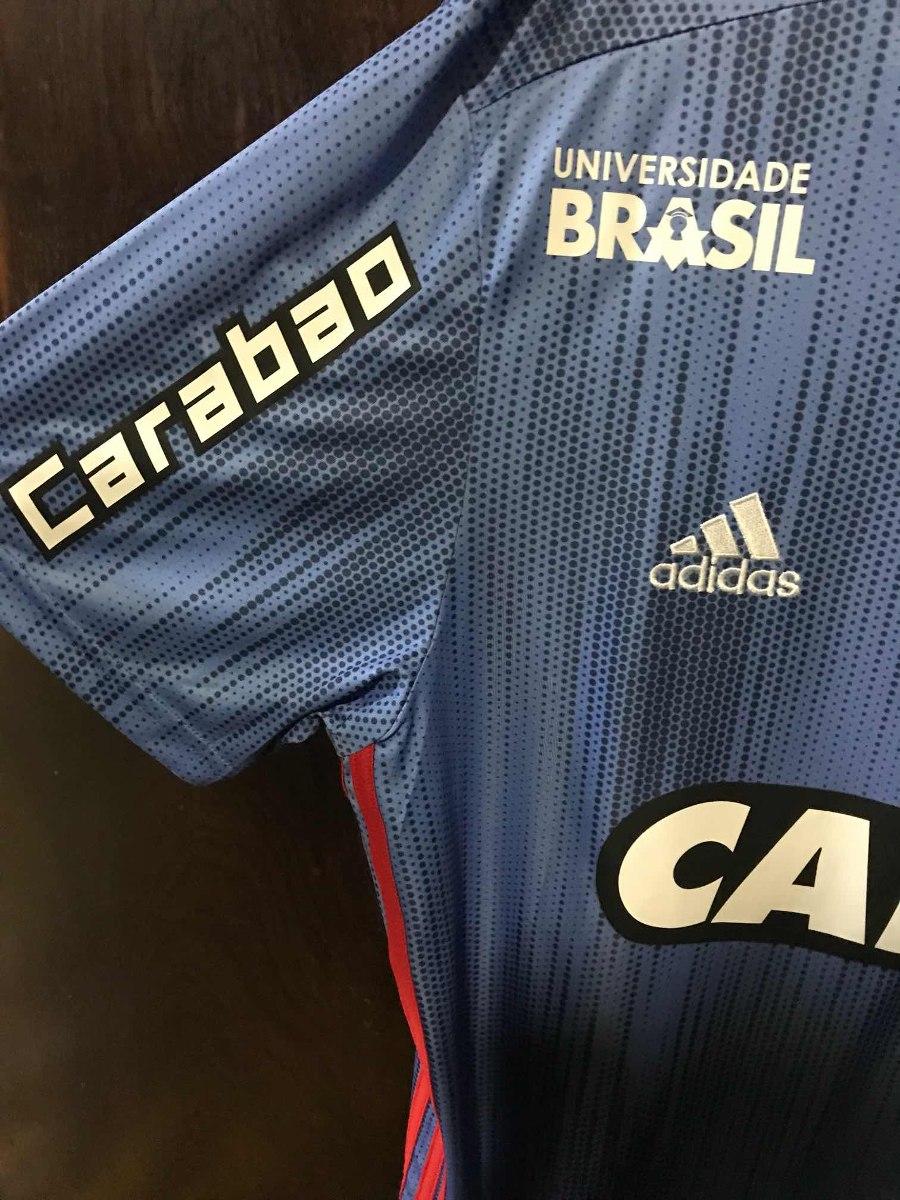 05510a31117ab camisa flamengo 2018 g terceiro uniforme com patrocínios. Carregando zoom.