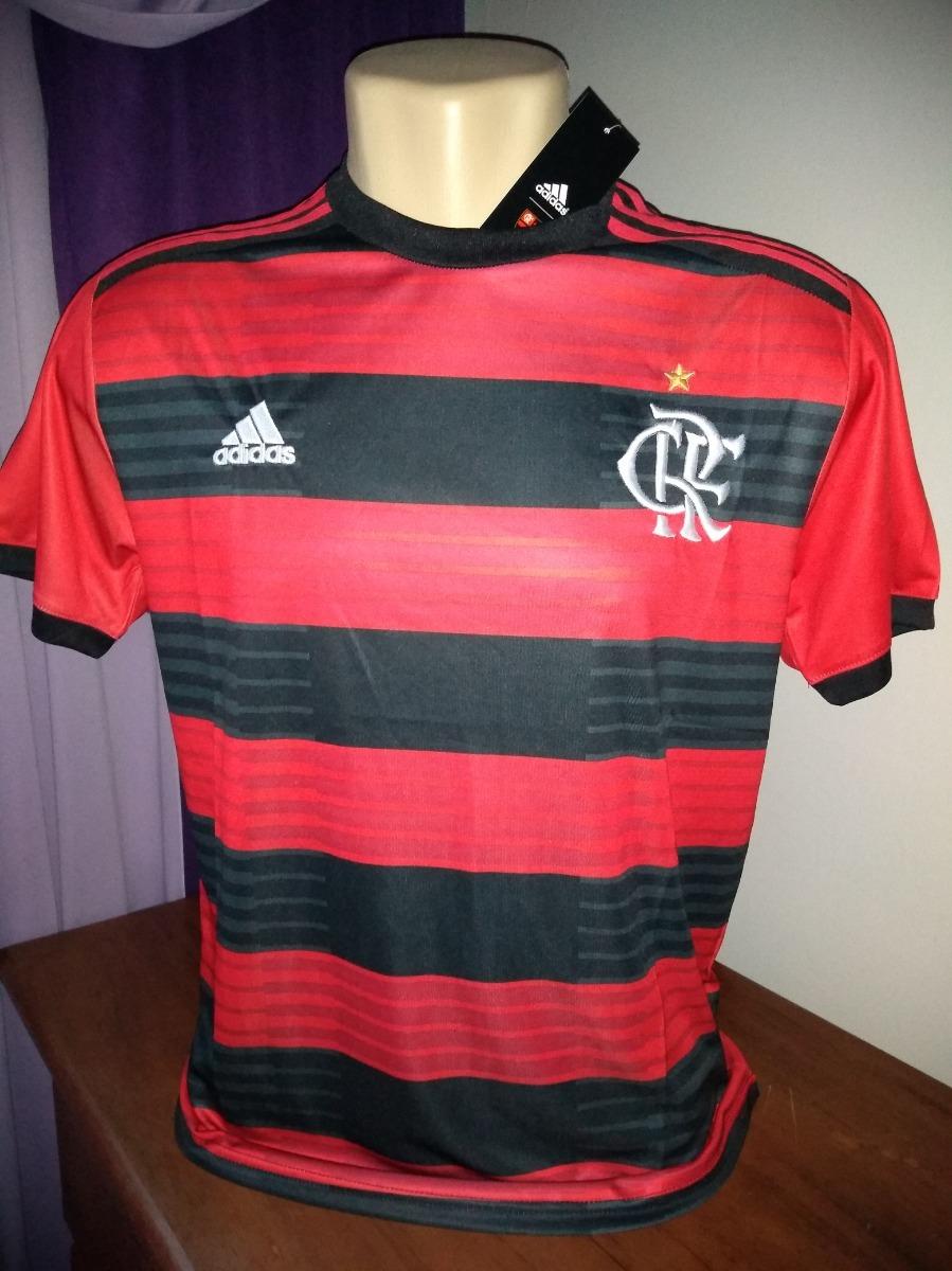 fa1ceda3043e3 Camisa Flamengo 2018 Super Promoção Frete Gratis - R$ 149,90 em ...