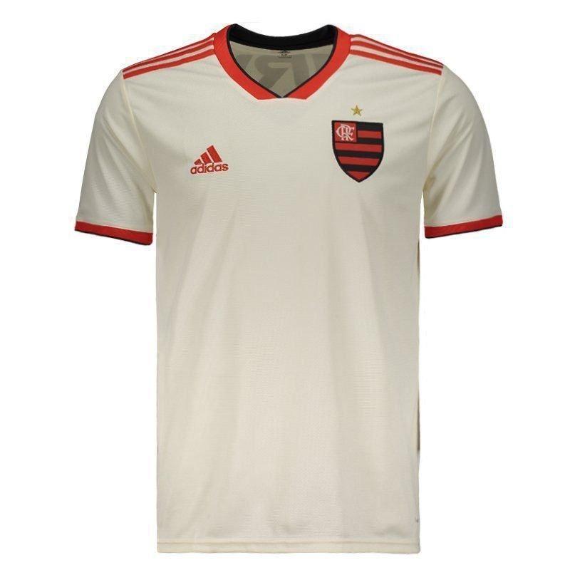 camisa flamengo - 2018 2019 - segundo uniforme - adidas. Carregando zoom. 7e53c2c95be38