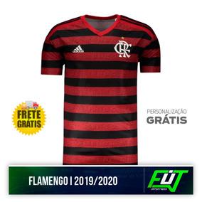 12d9a15ef1 Camisa Flamengo 2019 - Camisas de Futebol Club nacional Brasil Flamengo com  Ofertas Incríveis no Mercado Livre Brasil