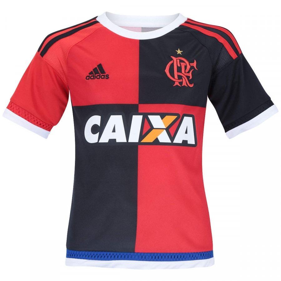 9056d9a6b8 camisa flamengo 450 anos comemorativa adidas 2015. Carregando zoom.