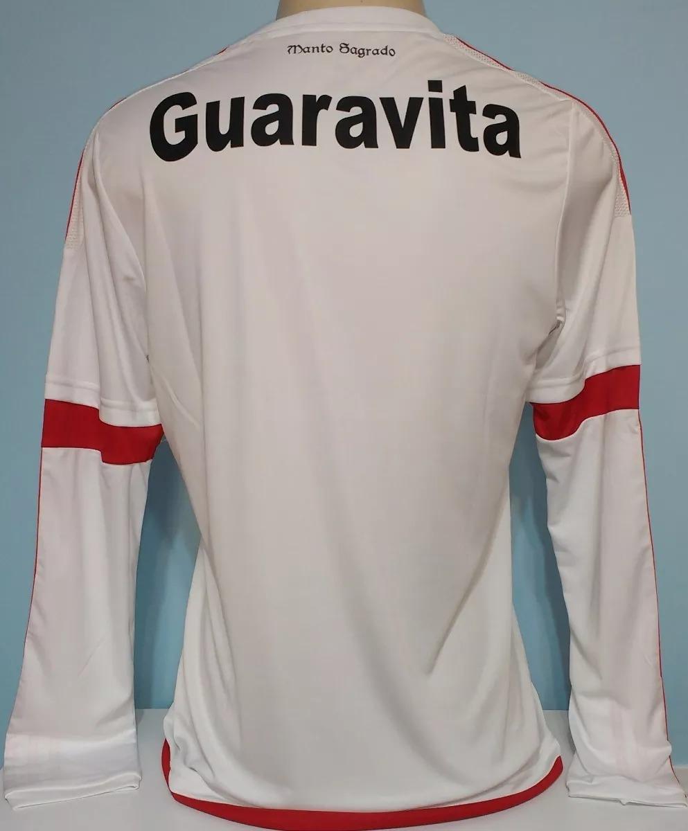 a011858a36 camisa flamengo adidas 2015 manga longa - 08. Carregando zoom.