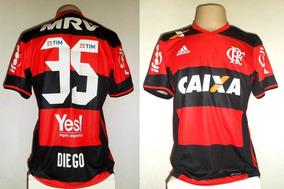 1c76990c47 Camisa Flamengo 2016 Oficial - Camisas de Futebol Club nacional Flamengo  Vermelho com Ofertas Incríveis no Mercado Livre Brasil