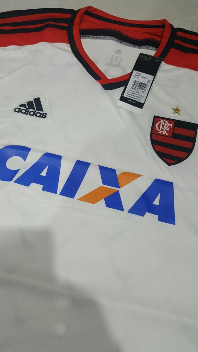 df36713914 Camisa Flamengo adidas Gg   2gg Parcela S juros - R  160