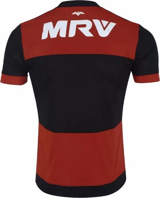 5cb6e60dc0 Camisa Flamengo adidas Oficial 2017 2018 - Pronta Entrega - R  169 ...