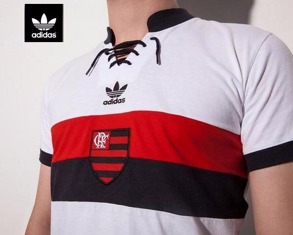 c2ff5009da6c5 Camisa Flamengo adidas Retrô 1938 - R  120