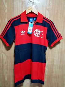 e7183374fe Camisa Retro Flamengo Zico - Masculina Flamengo em De Times Nacionais no  Mercado Livre Brasil