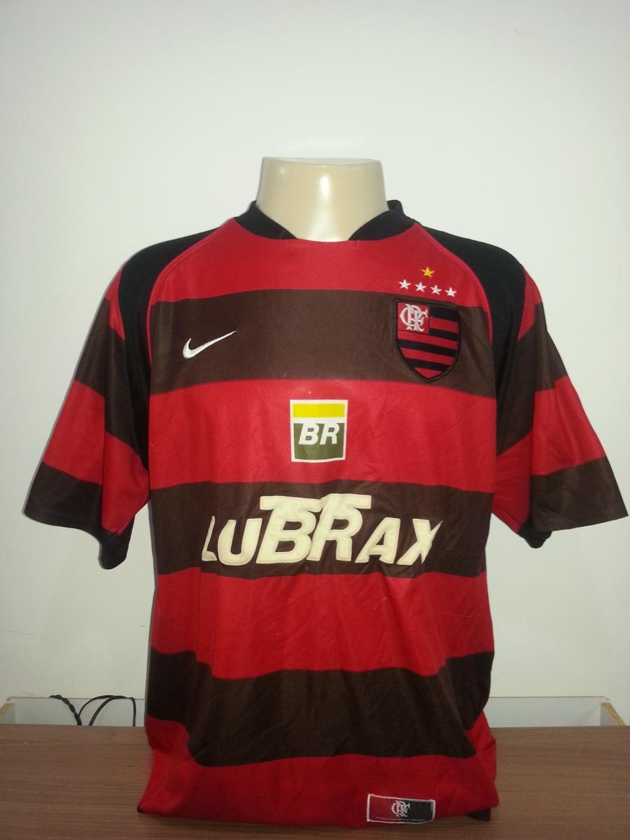 Camisa Flamengo Antiga Lubrax Clasf 465d536b1c5ac