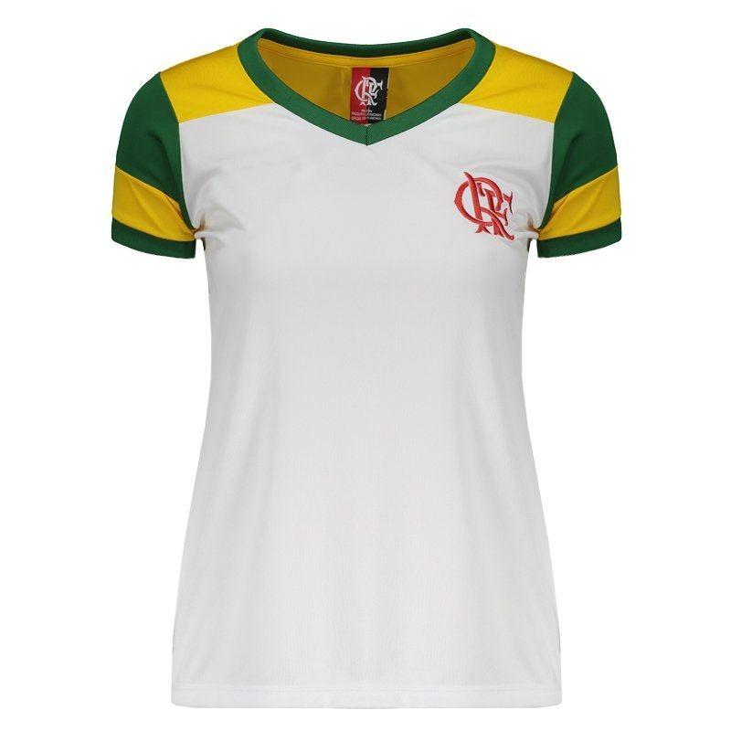 4d16548340 camisa flamengo brasil retrô feminina. Carregando zoom.