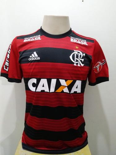 camisa flamengo brasileiro 2018 - geovanio