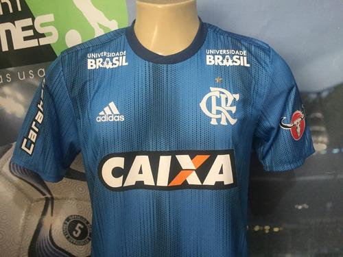 camisa 3 do flamengo usada pelo h.dourado no brasileiro 2018. Carregando  zoom... camisa flamengo brasileiro 4a3e2eb64a95d