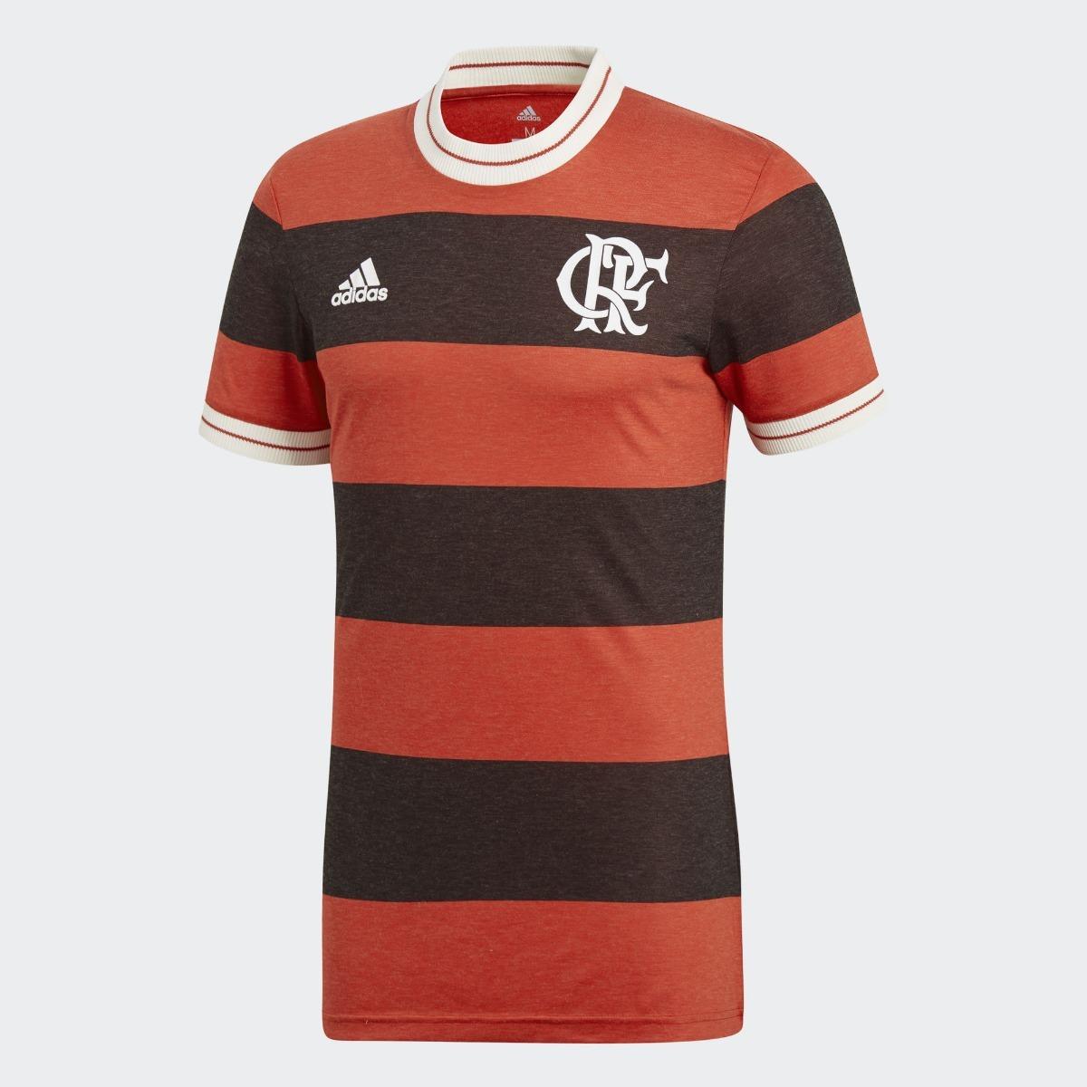Camisa Flamengo Casual Original Torcedor - Frete Gratis - R  79 137e9bdb5ff2f
