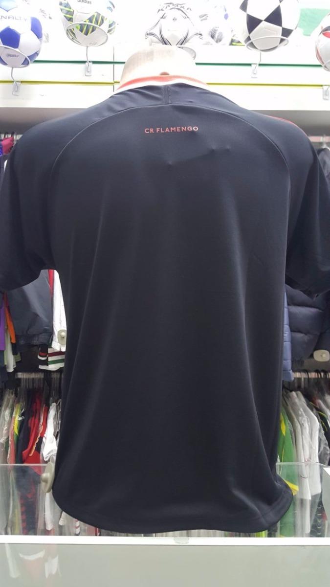 ed4b8c1893 camisa flamengo dry temp braziline preta lançamento. Carregando zoom.