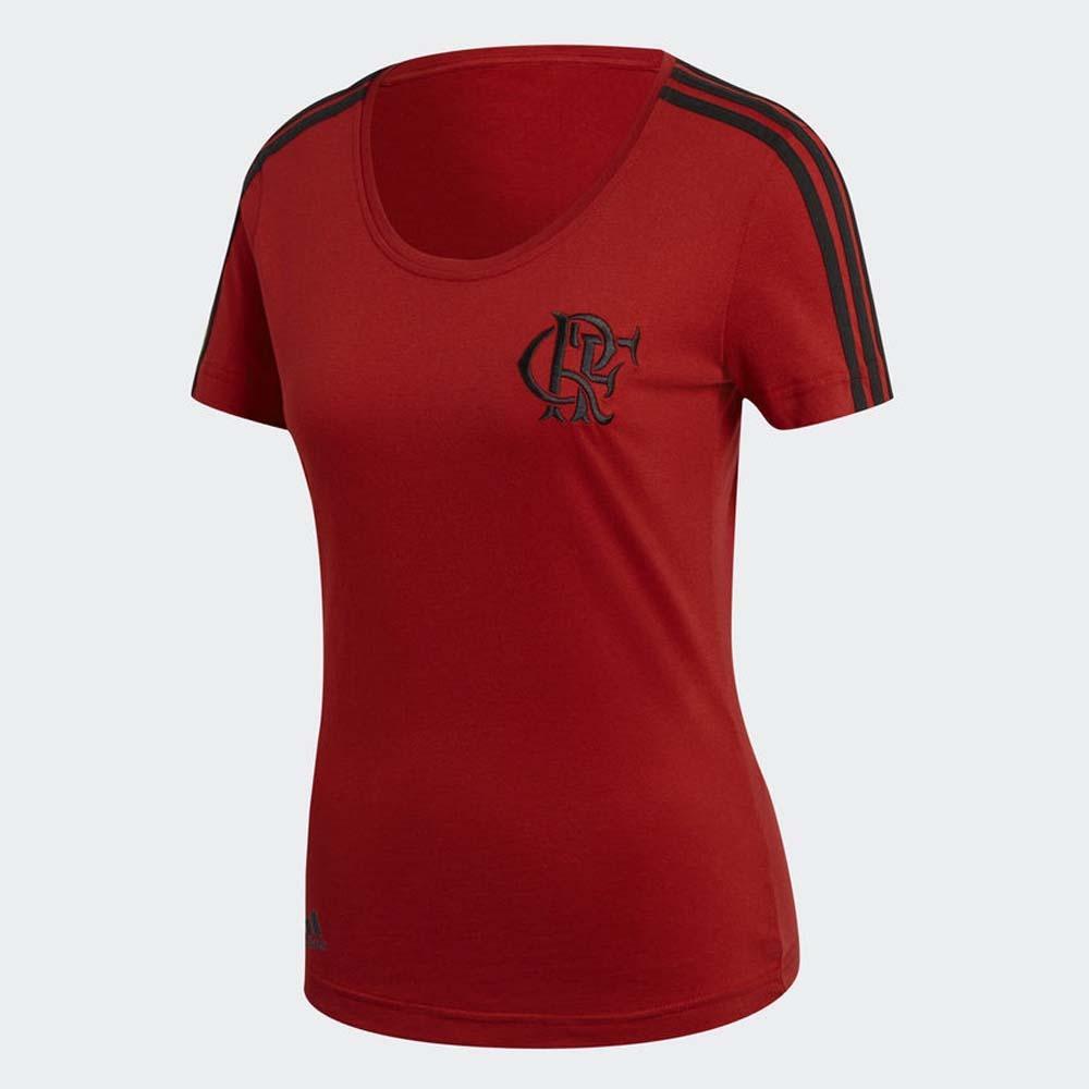 camisa flamengo feminina 3s adidas 2018. Carregando zoom. 6fe1a576269f3