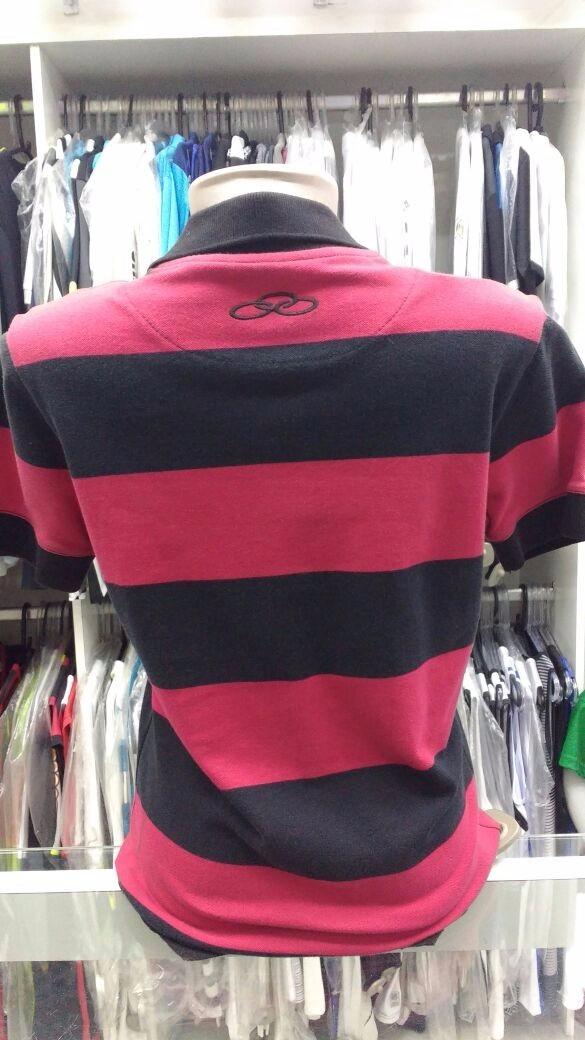 Camisa Polo Flamengo Feminina Olympikus - R  125 7c2a25ca7cdae