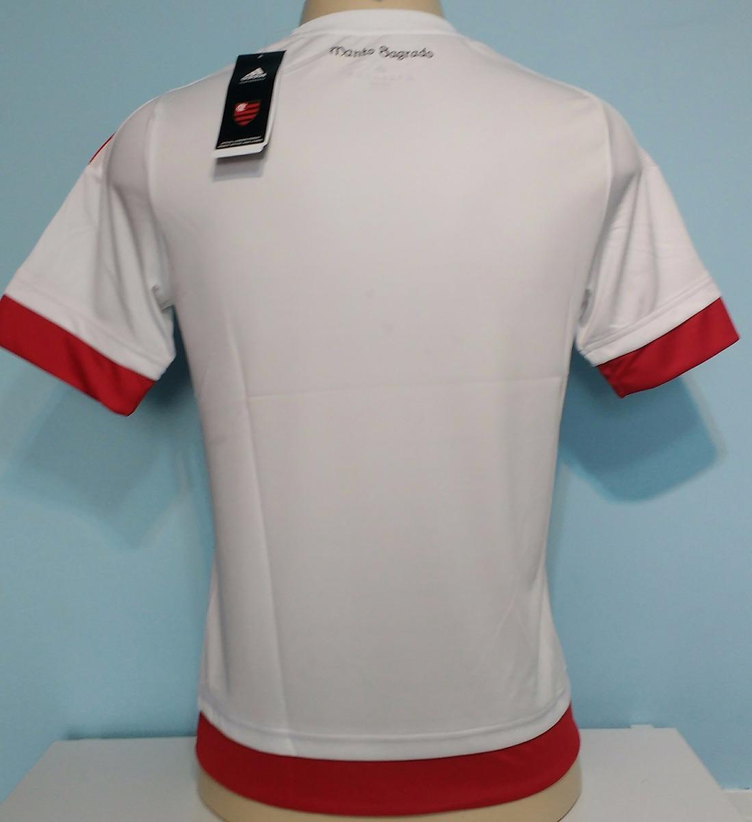 Camisa Do Flamengo Feminina Original adidas Climacool - R  89 3ad3173500f30