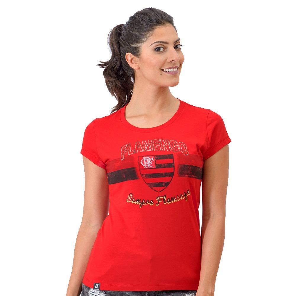47d5c87ea6 camisa flamengo feminina oficial baby look blusinha rubby. Carregando zoom.