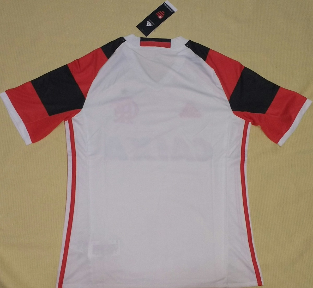 fffe9ebe73 Camisa Flamengo Feminina Original 100% adidas - 27 - R  129