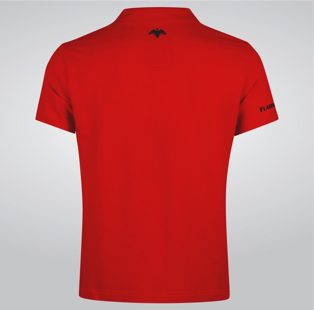 9347ab947f085 Camisa Camiseta Flamengo Polo Torcedor Preto Ou Branco Fla - R  54 ...