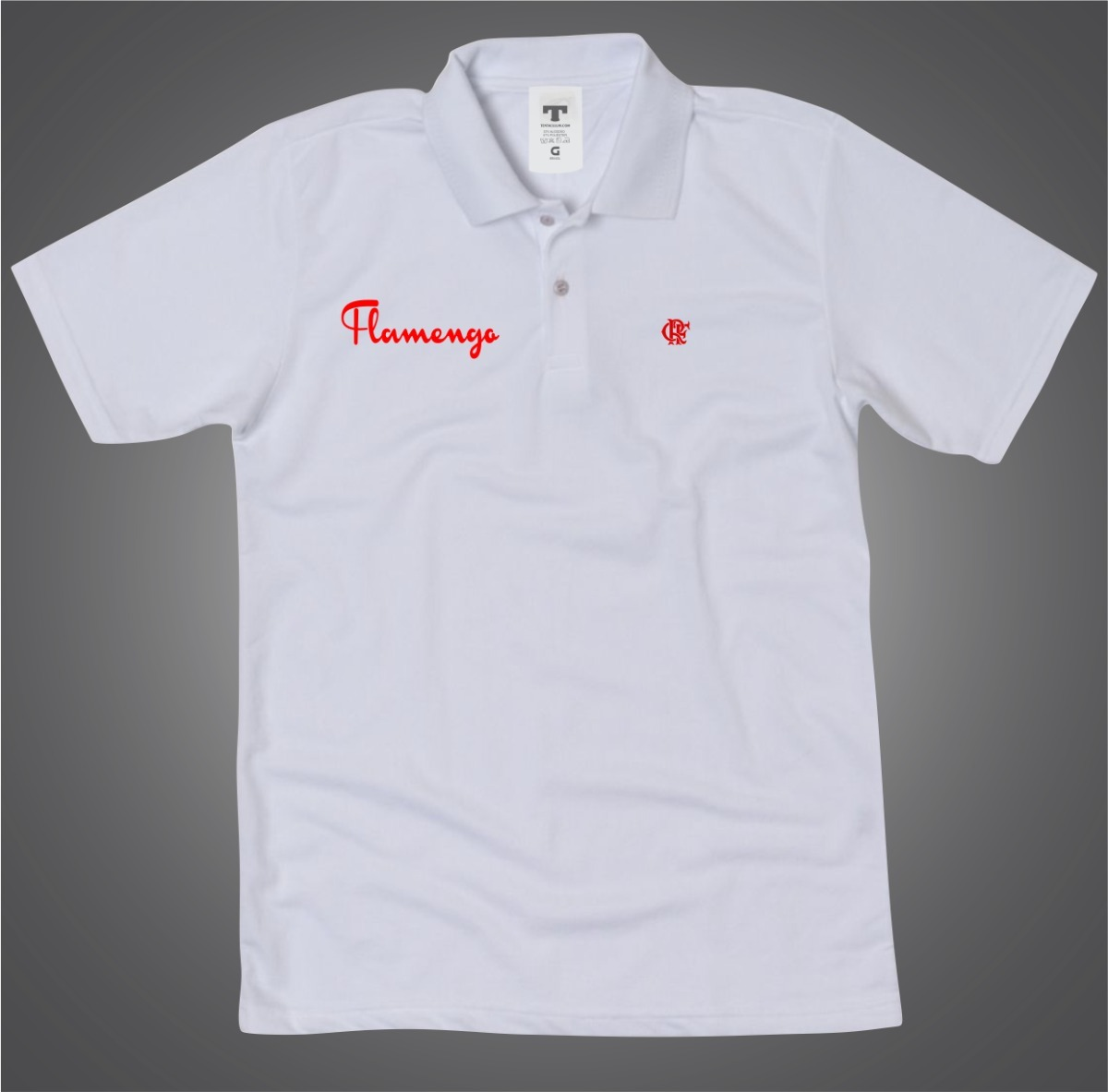 Camisa Polo Do Flamengo 5ec03824c01ce