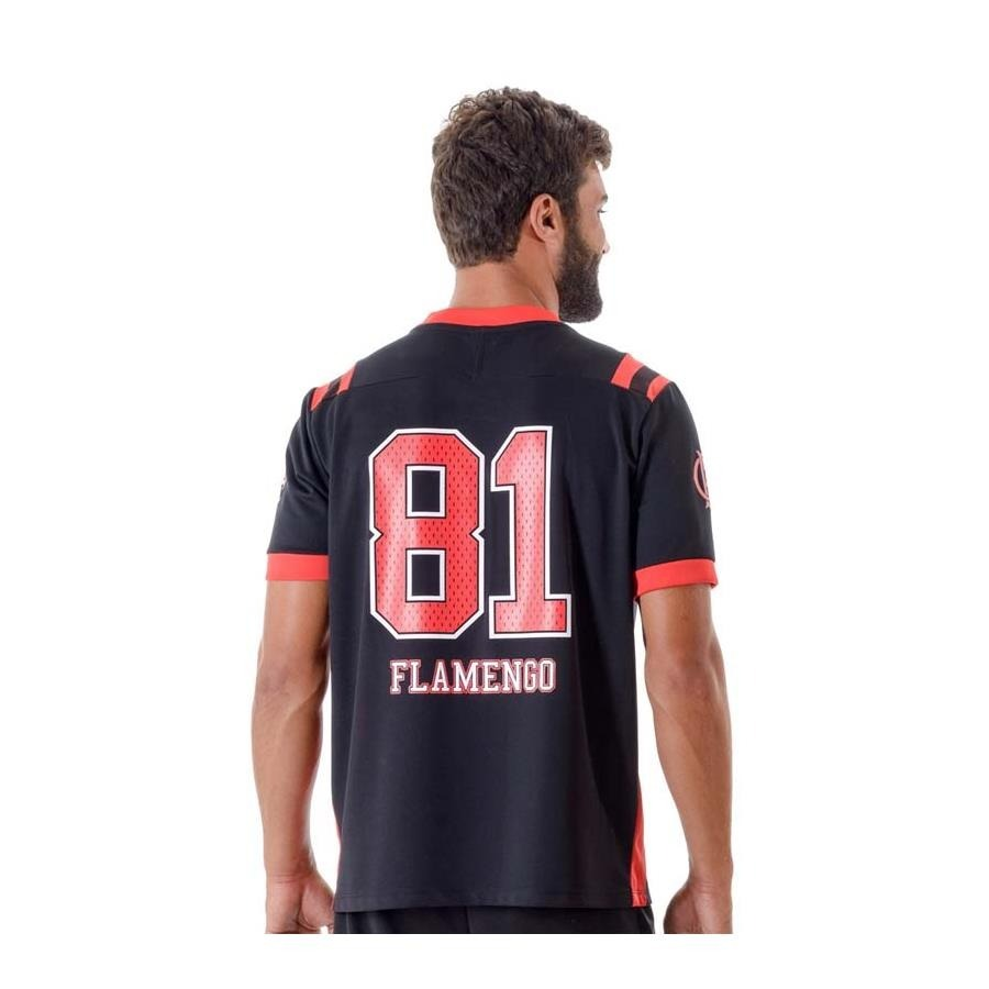 1362ece695 camisa do flamengo estilo futebol americano oficial breed. Carregando zoom...  camisa flamengo futebol. Carregando zoom.