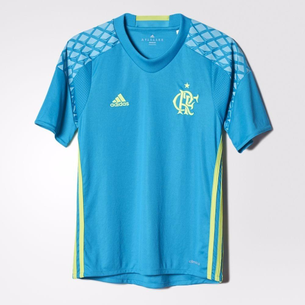 camisa flamengo goleiro infantil 2016 original - footlet. Carregando zoom. 8a7ccf6d418b1