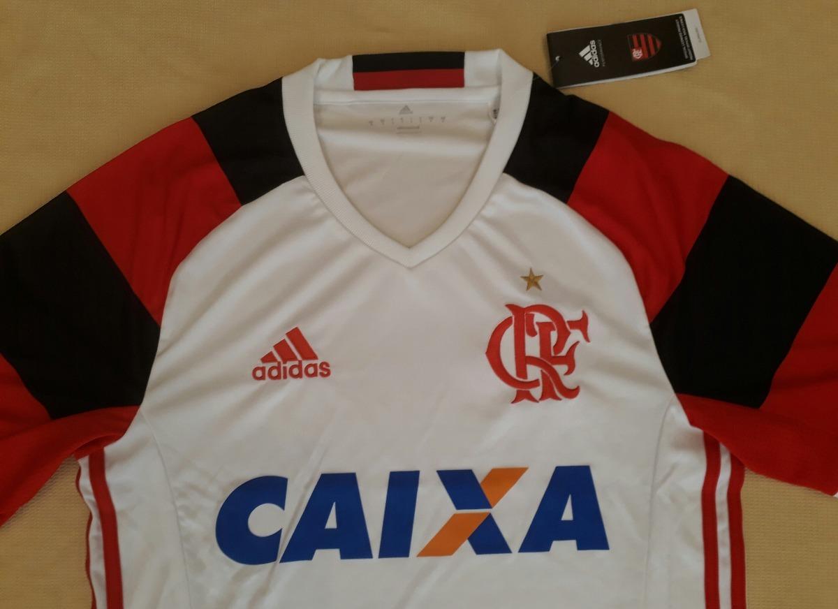 Camisa Flamengo Home Ano 2016 100% Original adidas - 81 - R  148 0909691c2b204