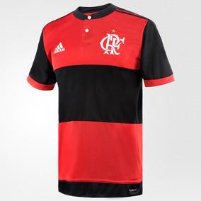 1632bd11397 Camisa Flamengo Feminina 17 18 no Mercado Livre Brasil
