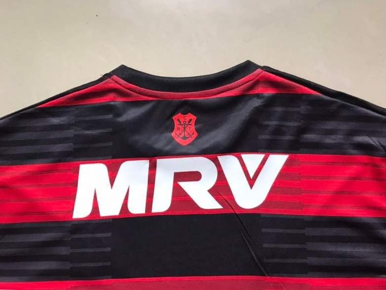 Camisa Flamengo I 2018 S n° Torcedor adidas Masculina - R  100 a716e78f78f