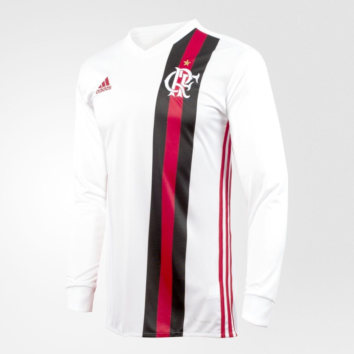 0caeb50a7d5f3 camisa flamengo ii 17 18 adidas original promoção jp sports. Carregando  zoom.