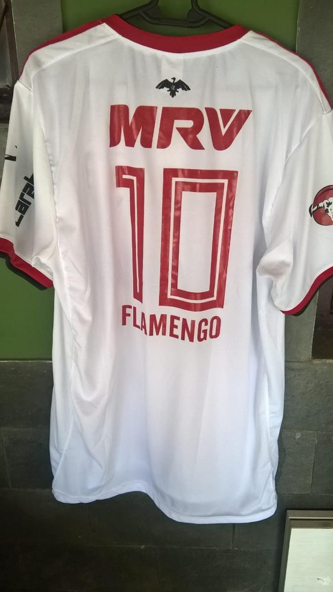 camisa flamengo ii 2018 réplica. Carregando zoom. 723f917b5f5bf