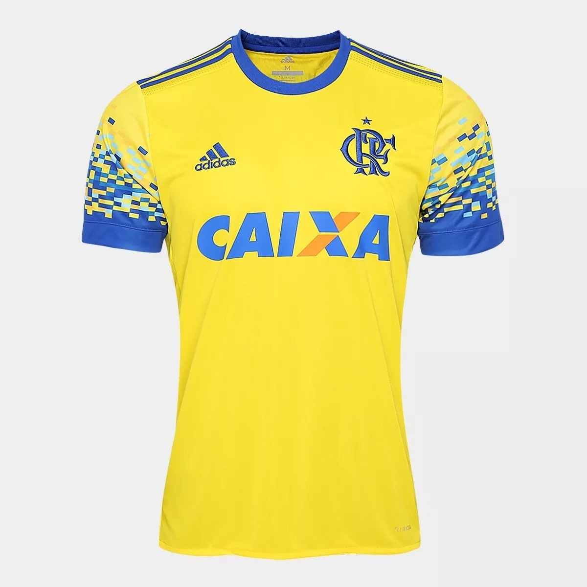 camisa flamengo iii 17 18 s nº torcedor adidas masculina. Carregando zoom. a05da3dc17b