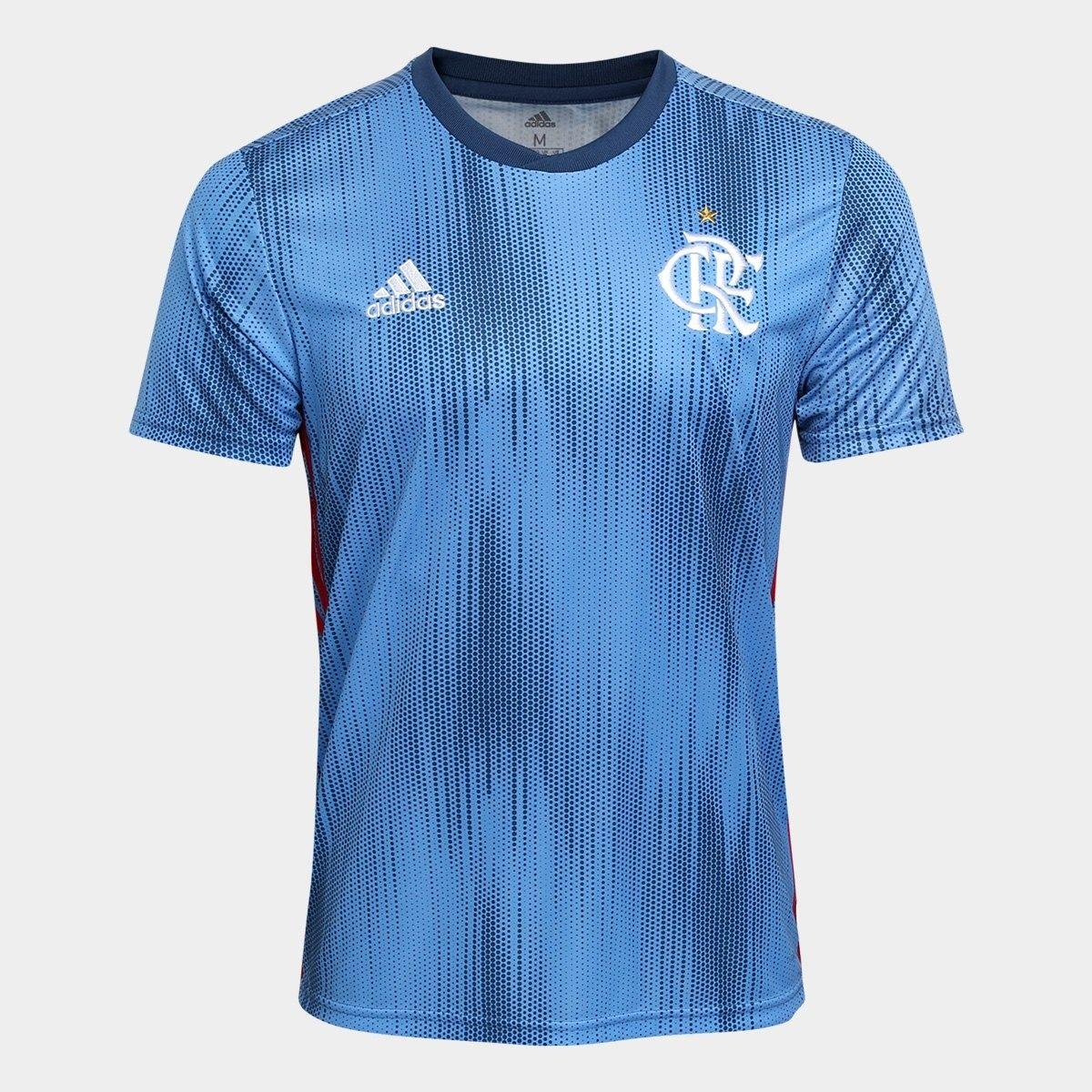 Camisa Flamengo Iii S n° Oficial Torcedor adidas Masculina - R  125 ... 425a01f551b5c