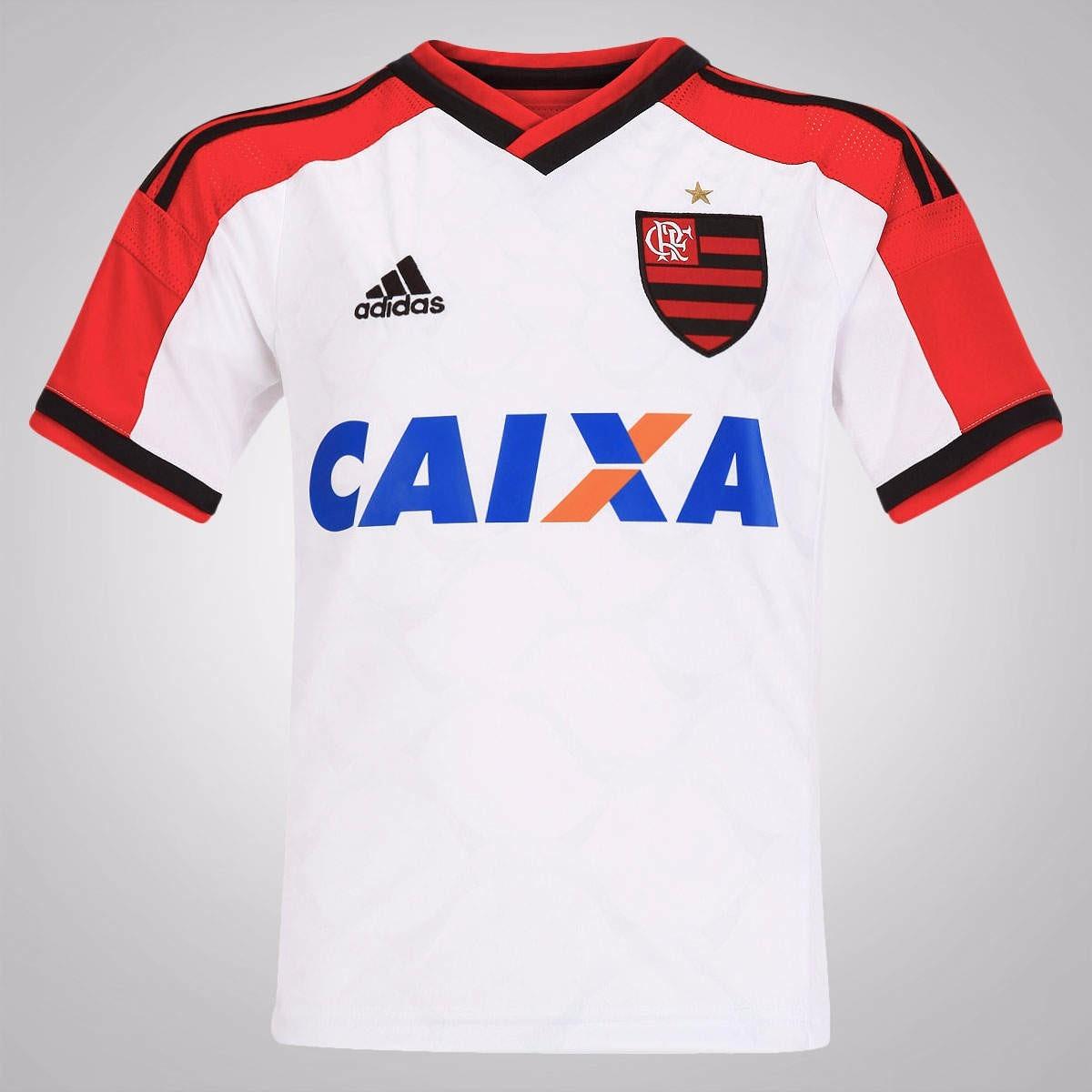 camisa flamengo infantil adidas oficial super promoção. Carregando zoom. c7843063bfed3