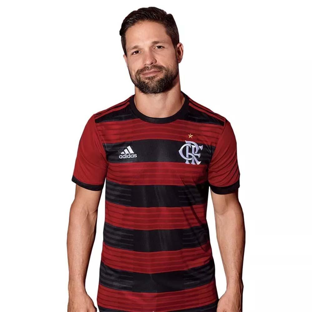 Camisa Flamengo Jogo 1 adidas 2018 - R  249 865029ff83e14