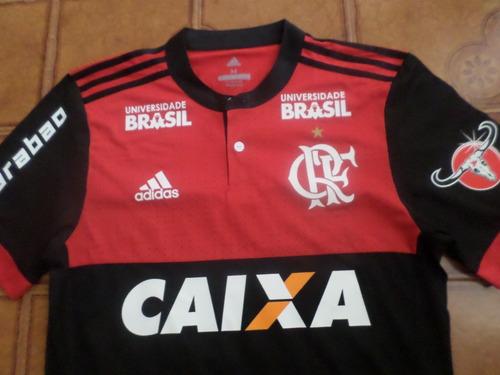 camisa   flamengo   jogo   carioca  2018    58   kleber    m