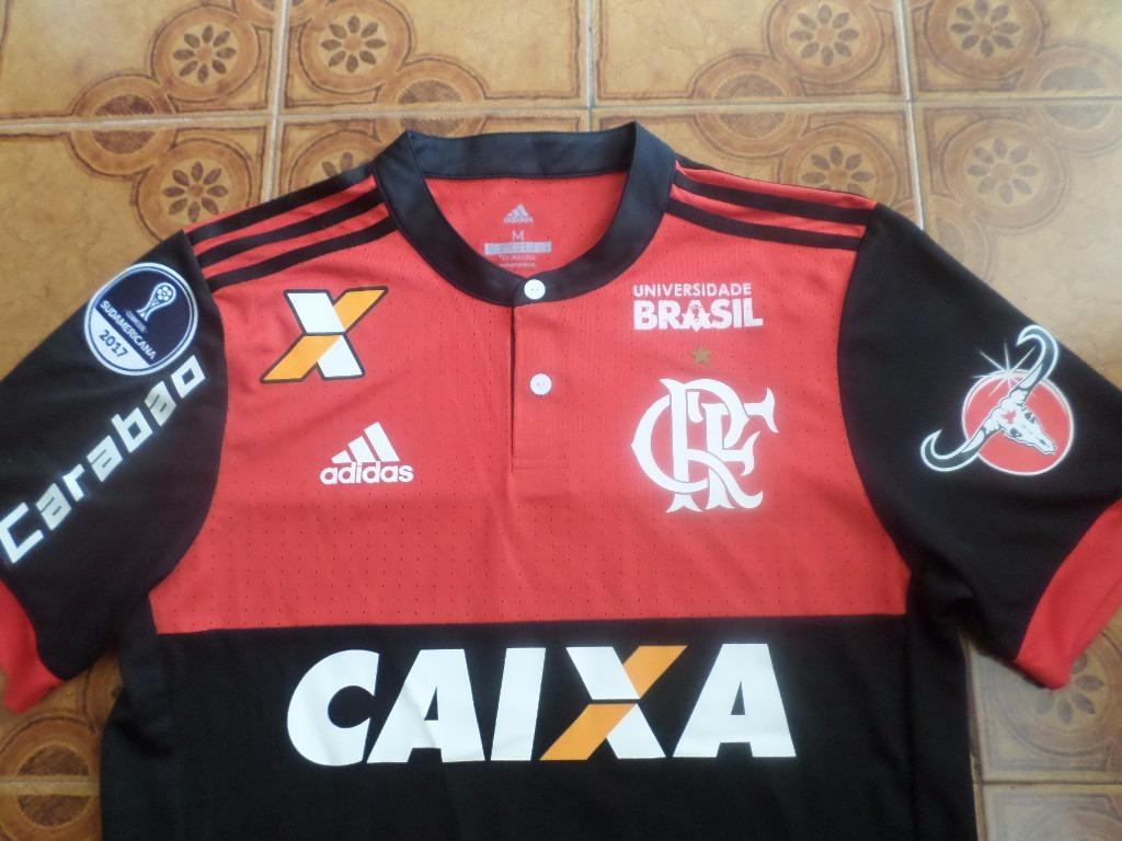 e9594ee180 camisa flamengo jogo sulamericana 8 m. araújo m. Carregando zoom.