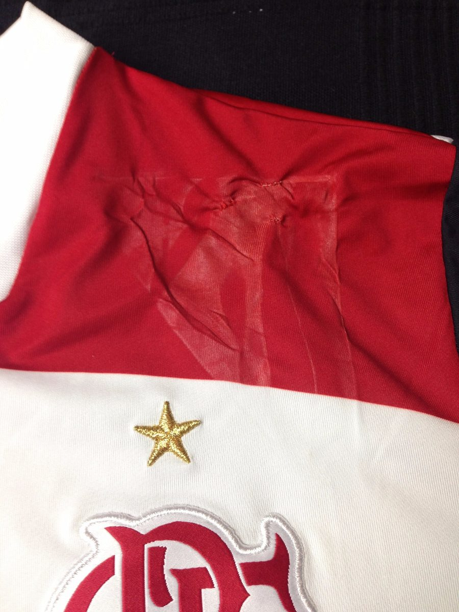 6efb5663dd camisa flamengo manga longa 2011 away tam m (70x55). Carregando zoom.