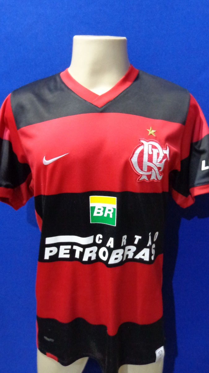 5d9ea447b7818 camisa flamengo nike 2008 número 10 tm  m. Carregando zoom.