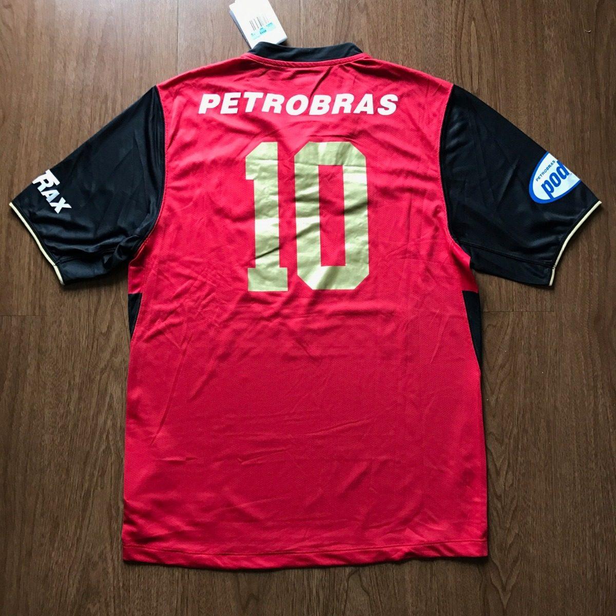 camisa flamengo nike escudo remo  10 nova na etiqueta. Carregando zoom. 3cd1b7669fc9b