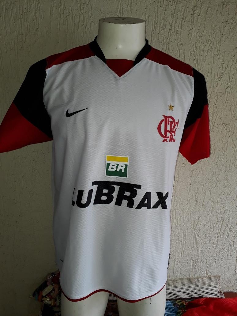 334ab9ecea8d6 camisa flamengo nike lubrax número 10 original tamanho m. Carregando zoom.