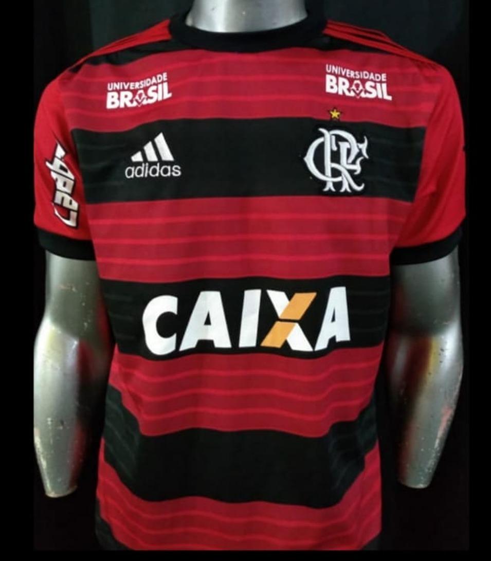 85a464ecfd Camisa Flamengo Novo Modelo 2018 Garanta Sua Hoje - R  49