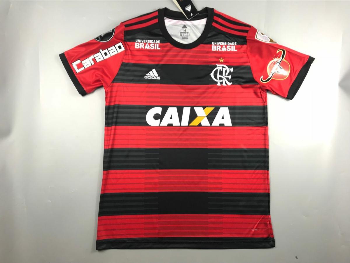 Camisa Flamengo Oficial 1 adidas 2018 (por R 149!!) - R  220 96d05062d7aff