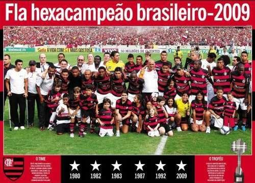Camisa Flamengo Olympikus 2009   2010 Hexa  10 M - R  249 573e2bd3a5fd7