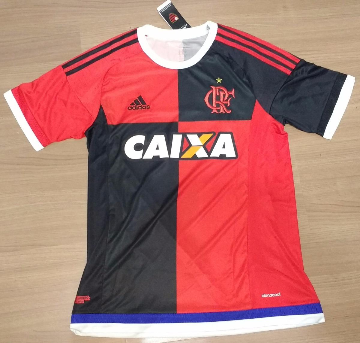 Camisa Flamengo Papagaio De Vintém 2015 Original adidas - 19 - R ... 693ba20752762