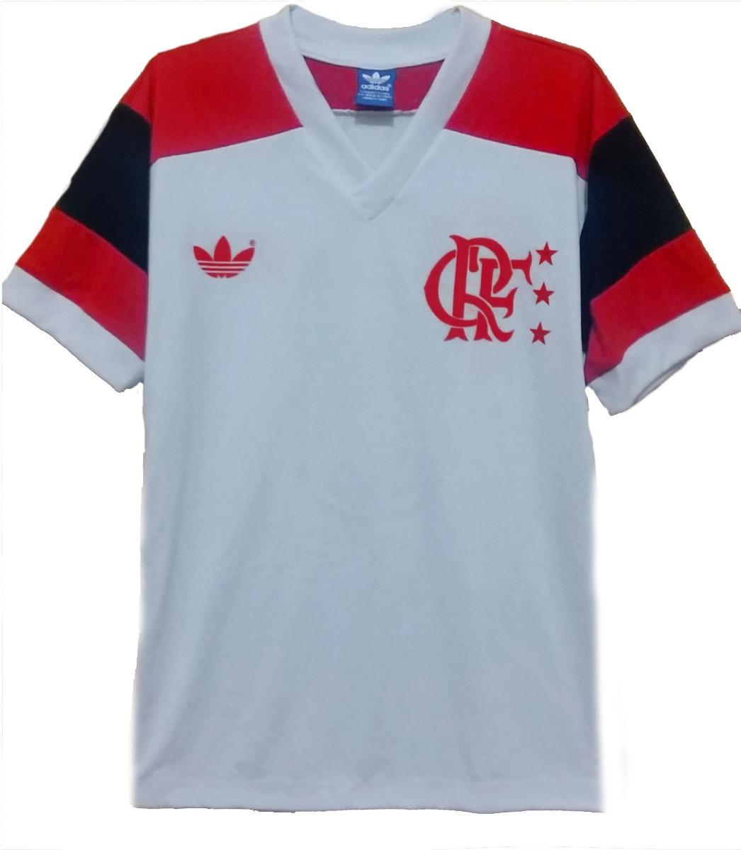 Camisa Flamengo Retrô 1981- Liga Retrô Sports - R  120 9525fd806118b