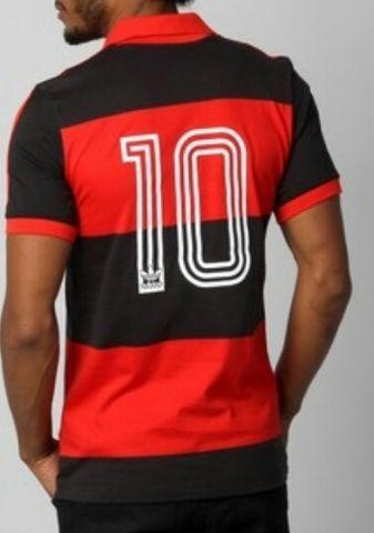 800e54c34d5677 camisa Flamengo Retrô adidas #10 Xxl Outlet De Natal!! - R$ 119,90 ...