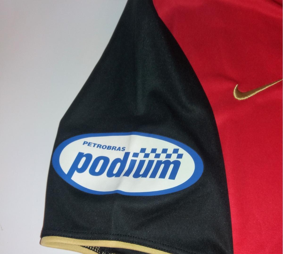 camisa flamengo (tam.p)  nike  2008  perfeita  rara  . Carregando zoom. 492cc3b88f271