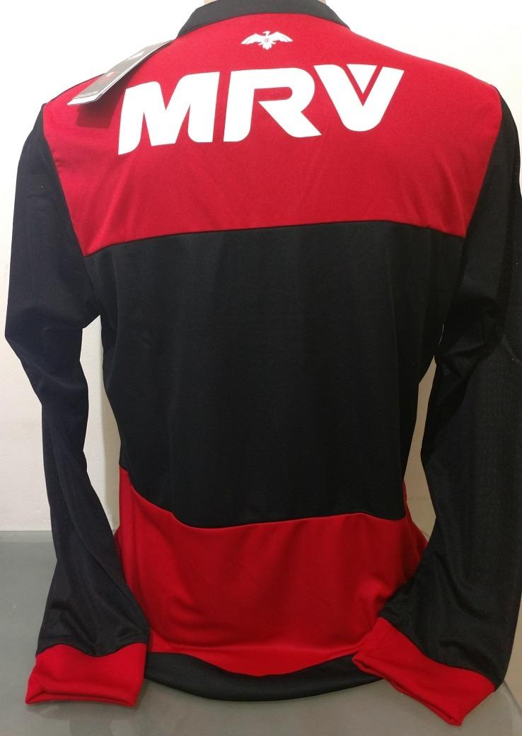 Camisa Oficial Flamengo Autógrafo Todo O Time be3fddfc281c3