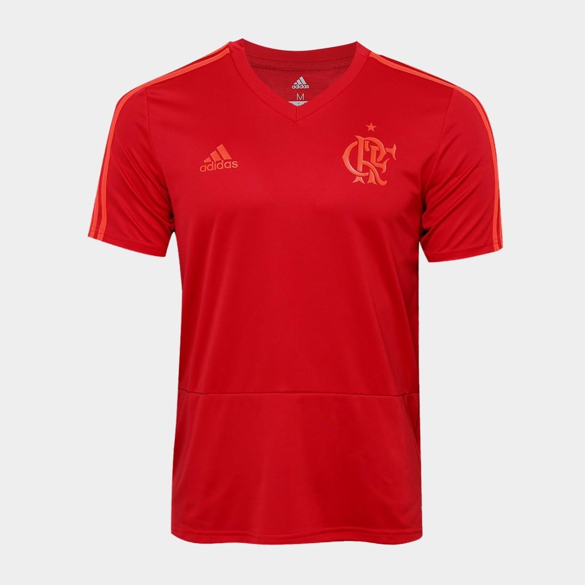 camisa flamengo treino adidas masculina original jp sports. Carregando zoom. d8b7a8755de3e